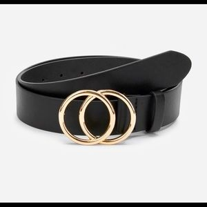 Accessories - Double Circle Buckle Belt